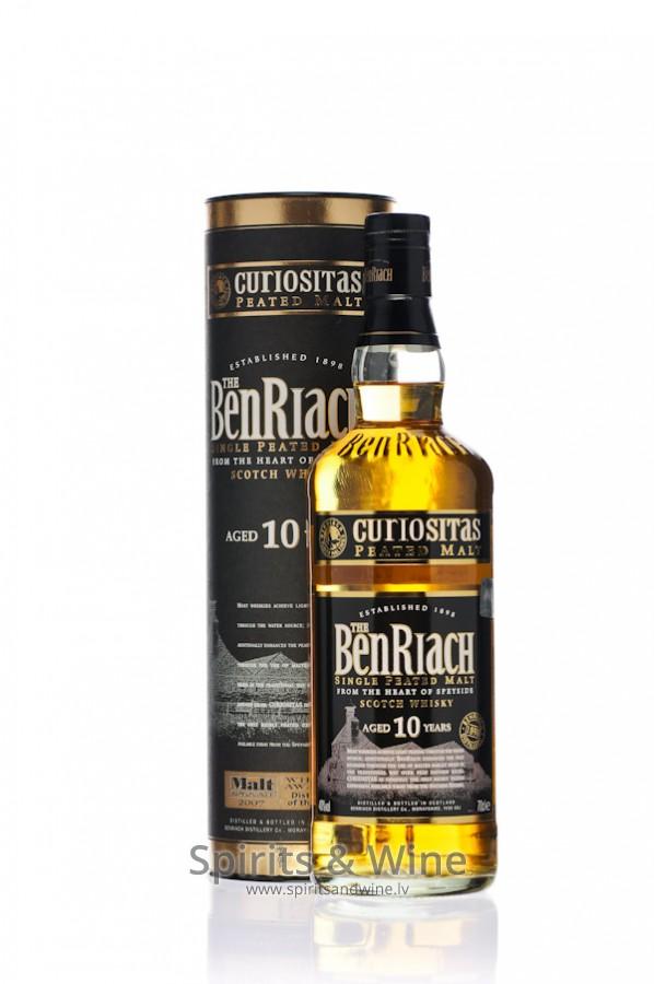 The Benriach 10YO