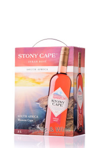 Stony Cape Syrah Rose