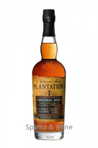 Plantation Double Aged Original Dark