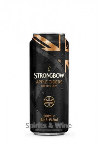 Strongbow British Dry