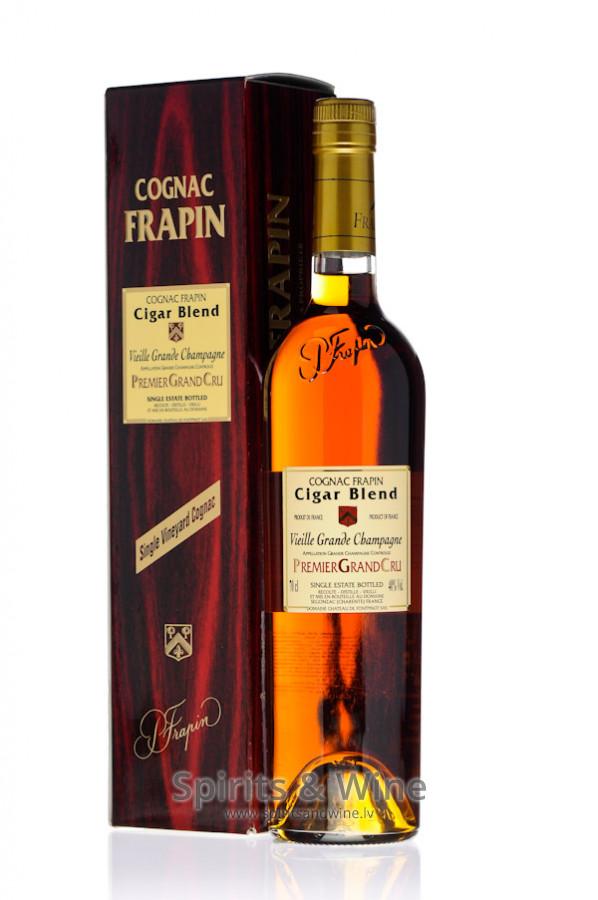 Frapin Cigar Blend Cognac Spirits Amp Wine