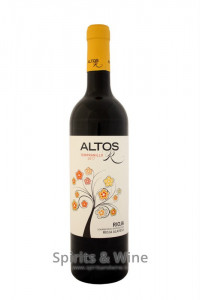 Altos Rioja Tempranillo 2017