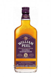 William Peel Double Maturation Blended