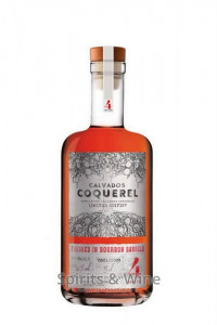 Coquerel Limited Edition Finished in Bourbon Barrels