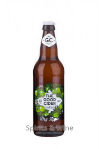 The Good Cider Dry Apple