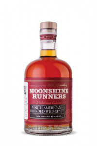 Moonshine Runners The Legendary Blended American Whisky