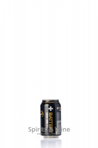 Enerģijas dzēriens Battery ar vitamīniem kofeīnu un taurīnu