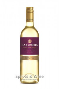 La Conda Semi-Sweet White