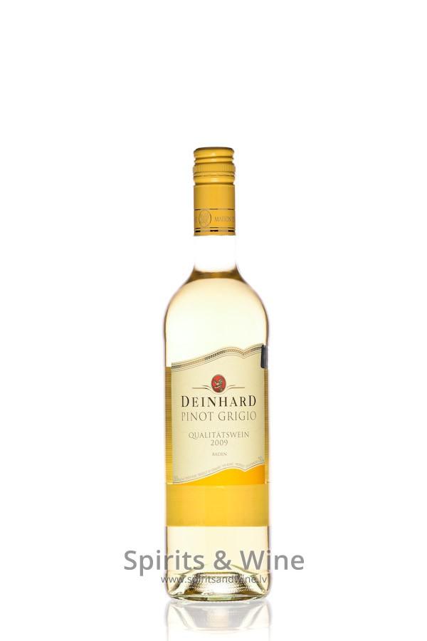 Deinhard pinot grigio white wine spirits wine for Deinhard wine