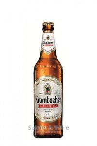 Bezalkoholisks alus Krombacher Pils