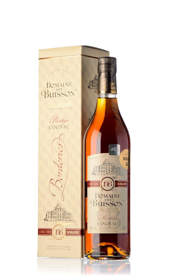 Domaine du buisson prest vs cognac spirits wine for Cognac planat