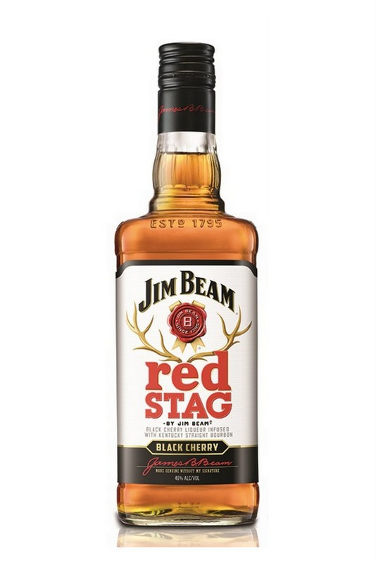 Red Stag Black Cherry Drinks