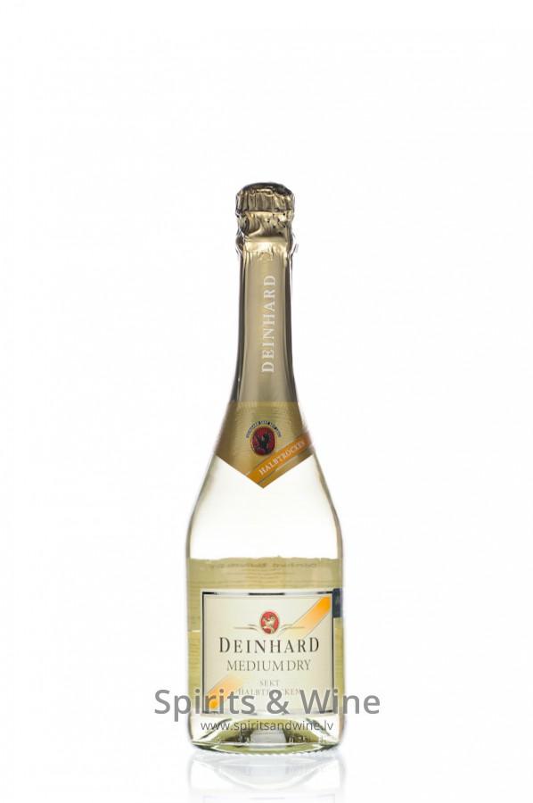 Deinhard medium dry mousserande vin spirits wine for Deinhard wine