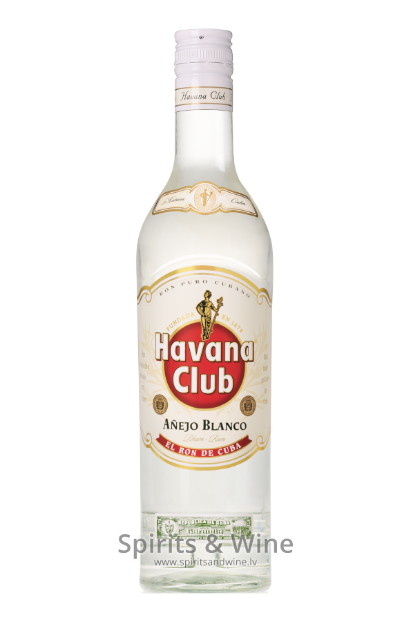 havana club anejo blanco rum spirits wine. Black Bedroom Furniture Sets. Home Design Ideas
