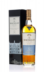 The Macallan 12YO Fine Oak