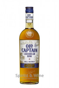 Old Captain Brown