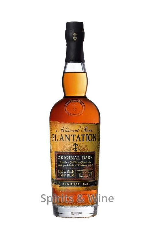 Plantation Double Aged Original Dark - Rum - Spirits & Wine