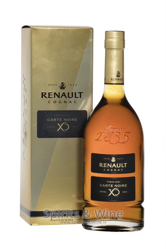 renault carte noire extra old cognac spirits wine. Black Bedroom Furniture Sets. Home Design Ideas