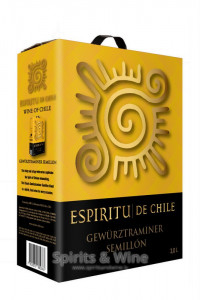 Espiritu De Chile Gewurztraminer-Semillion