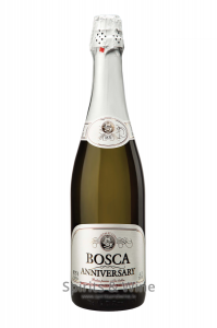 Bosca Anniversary White Label Semi Sweet
