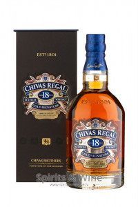 Chivas Regal 18YO