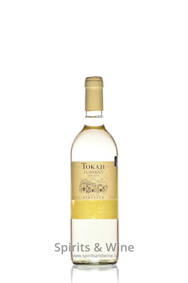 Dereszla Tokaji Furmint Semi Sweet White Wine Spirits