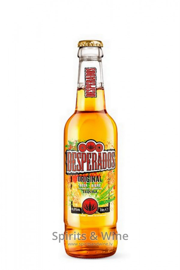 Desperados Beer Spirits Wine