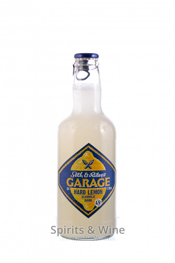 garage hard lemonade