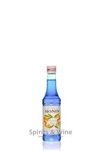 Monin Curacao Bleu sīrups