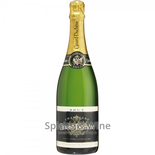 canard duchene authentic brut champagne spirits wine. Black Bedroom Furniture Sets. Home Design Ideas