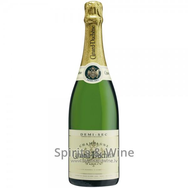 canard duchene authentic demi sec champagne spirits wine. Black Bedroom Furniture Sets. Home Design Ideas