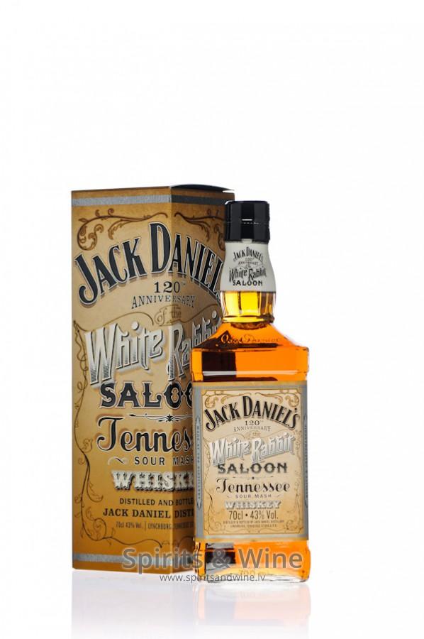 Jack Daniel S White Rabbit Saloon Whiskey Spirits Amp Wine