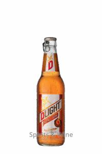 Alus dzēriens DLight ar taurīnu un kofeīnu
