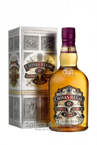 Chivas Regal 12YO GB