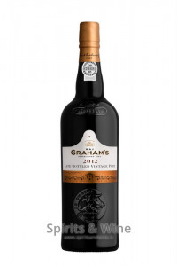 Graham's Ruby LBV