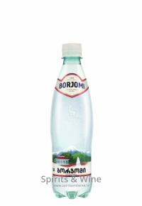 Dabīgs gāzēts minerālūdens Borjomi