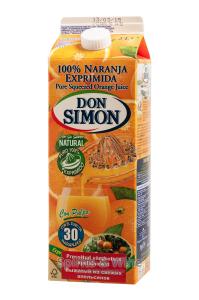 Don Simon Premium Apelsīnu (ar mīkstumu)