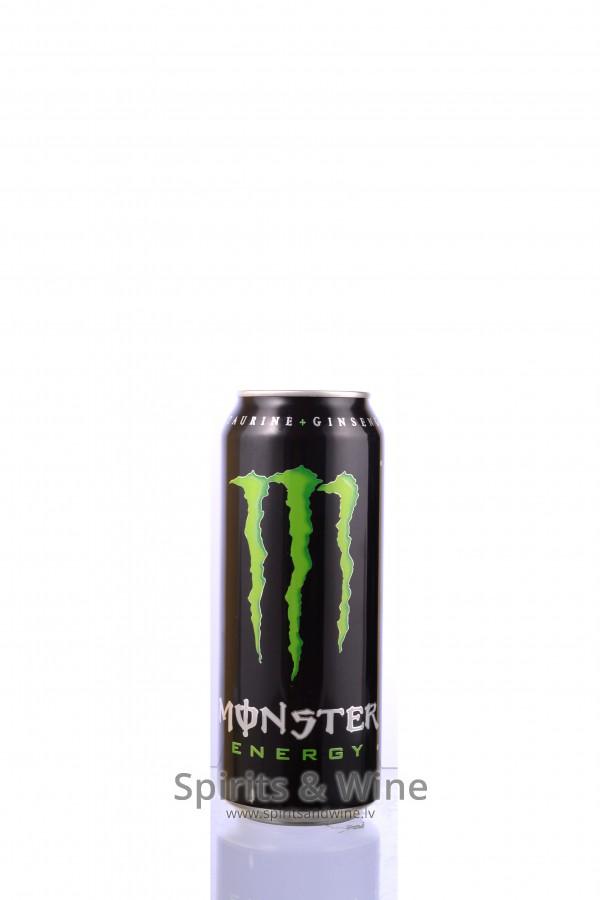 Enerģijas Dzēriens Monster Energy Energy Drinks