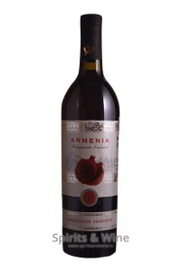 Armenia Pomegranate Semi Sweet