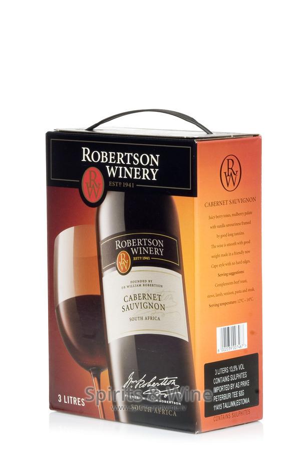 Robertson Winery Cabernet Sauvignon Robertson Winery Cabernet