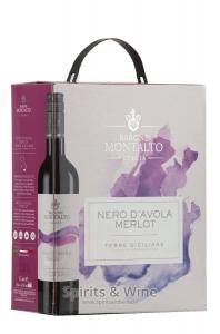 Montalto Nero D´Avola Merlot