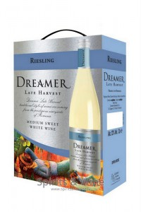 Dreamer Medium Sweet Late Harvest Riesling