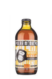 Polar Monkeys Golden Ale