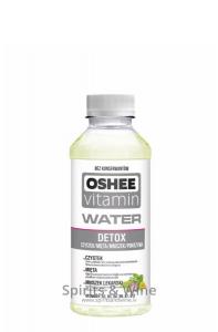 Vitaminūdens Oshee Detox Piparmētru