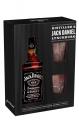 Jack Daniel's + 2 Glāzes