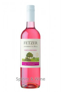 Fetzer Anthony's Hill White Zinfandel