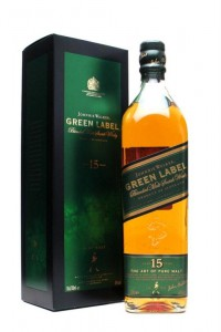Johnnie Walker Green 15YO