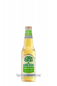 Bezalkoholisks sidrs Somersby Apple Non Alco