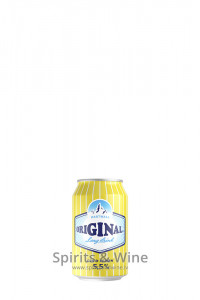 Hartwall Original Long Drink Lemon