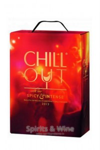 Chill Out Spicy & Intense